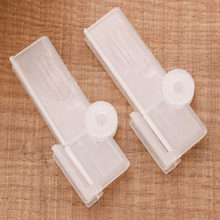 2 Pcs/Lot Milk Seal Clips Multi-Functional Snacks Sealed Clips Keeping Food Fresh Sealed Food Close Clip Box Folder(China)