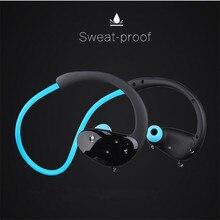 TYAYA Casque Bluetooth 4.1 Sans Fil Bluetooth Casque Casque Microphone AptX Sport Écouteurs pour iPhone Android Téléphone