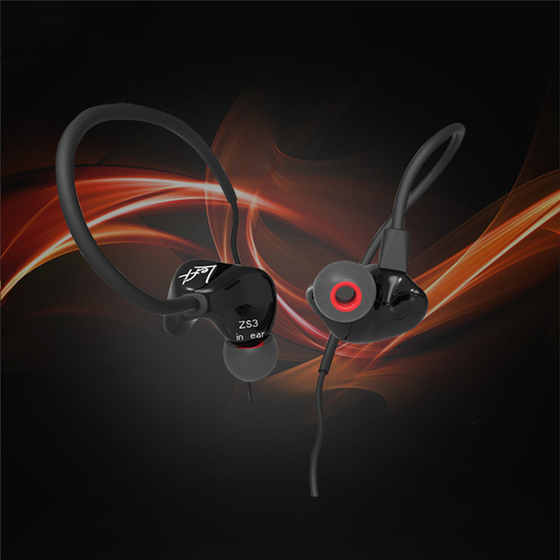 New 3.5mm In Ear Earphones HIFI  Metal Earbuds Noise Cancelling Headset With Mic Running Sport Super Bass Earphones brand new mee m6pro top quality earphones hifi noise cancelling bass earphones pk se215 ie800 syllable earphones with retail box