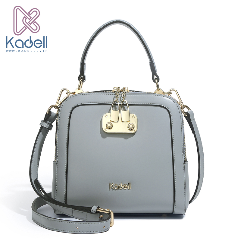 Kadell Brand 2018 New Luxury Women PU Leather Handbags Designer High Quality Crossbody Bags For Female Shoulder bags women high quality pu leather metal buckle luxury handbags women bags designer small women shoulder over bags bolsos de mano female