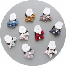 10 pcs/lot Teddy Yorkshire Hairpin pet dog Hair Clips hair clip Pet headdress Accessories