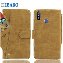 На Алиэкспресс купить чехол для смартфона leather wallet fly view max case 5.5дюйм. flip vintage leather front card slots cases cover business phone protective bags