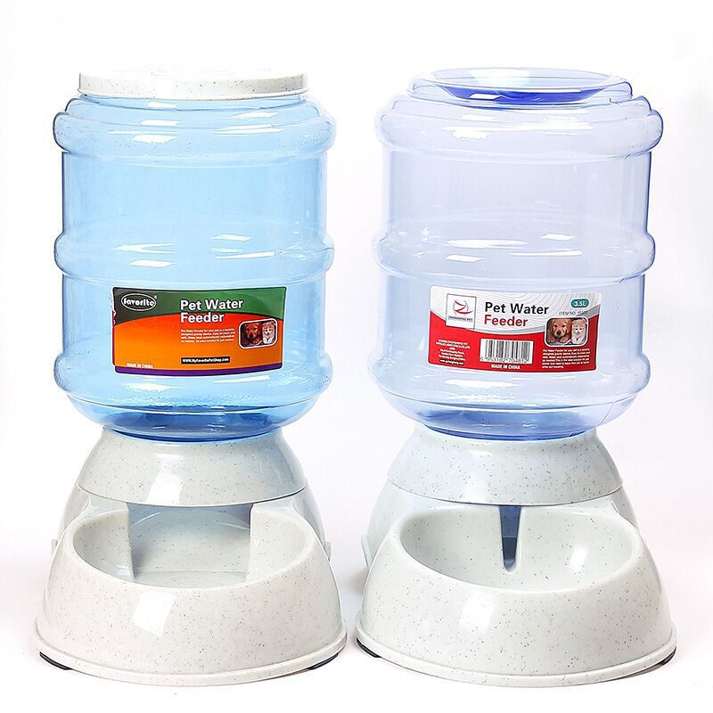 3 5l large automatic pet feeder drinking fountain for cats for Decor 5 5 litre drink fountain