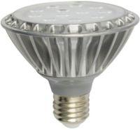 Ücretsiz Kargo Dim 220VAC E27 30 Derece RA80 9 W 830/760lm Coldwhite sıcak beyaz PAR30 LED spot Toptan