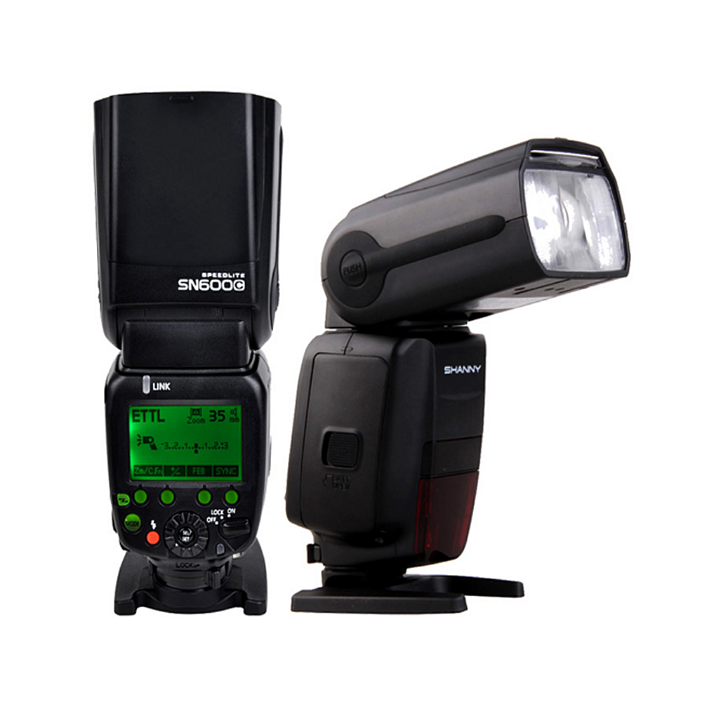 SHANNY SN600C HSS 1/8000S On-camera TTL GN60 Flashgun Flash Speedlite for Canon 7D Mark II 5D2 5D3 60D 70D 700D 650D 600D Camera marrex mx g10 gps receiver gps unite geotag replace for canon 60d 7d 6d 70d 5d mark ii 5d3 700d 650d etc cameras