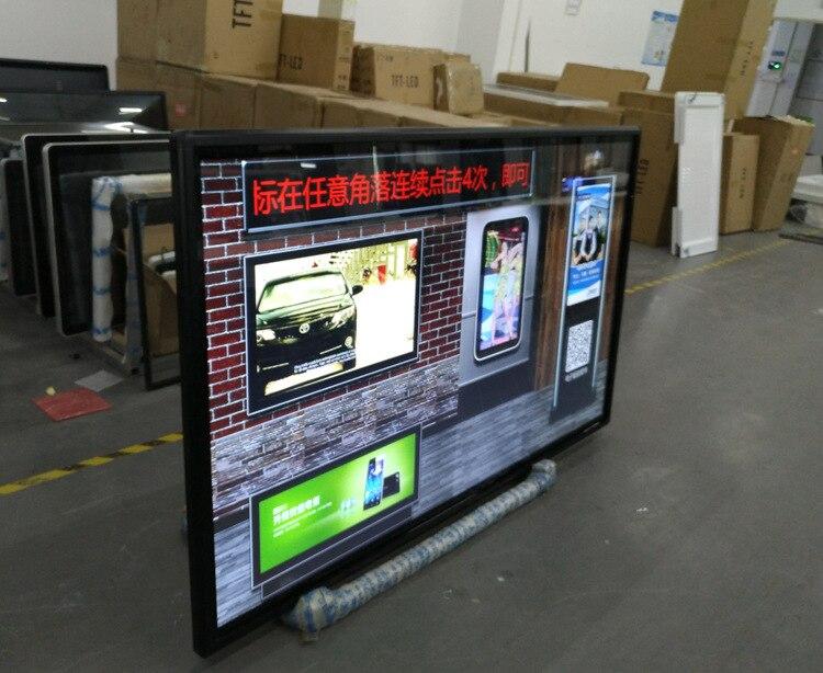 DIY PC buit in 65 70 84 98 дюймов 4K led lcd tft hd 1080p функция TV интерактивный сенсорный смарт дисплей для Конференции TV