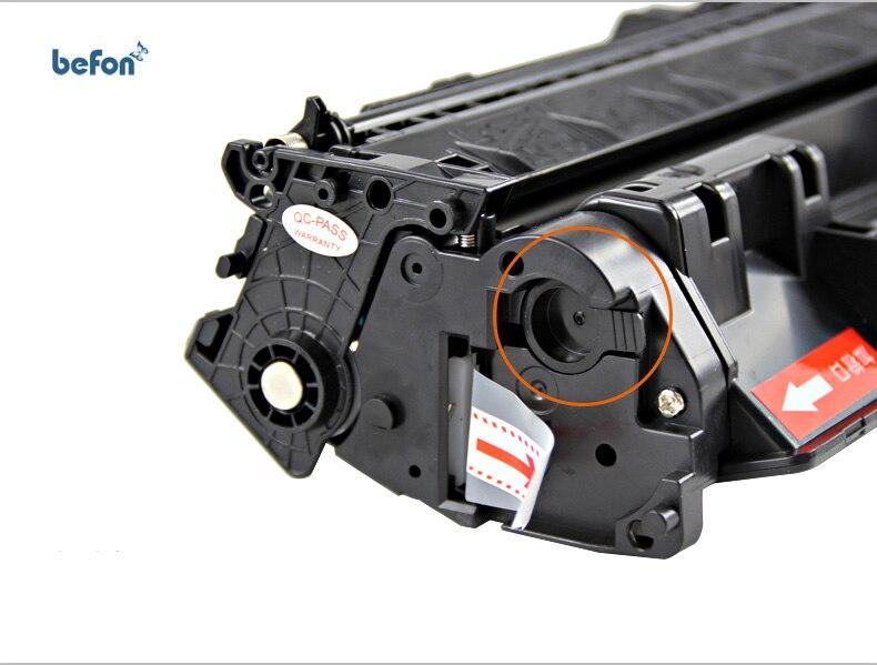 de toner para HP CF280A 80A compatível
