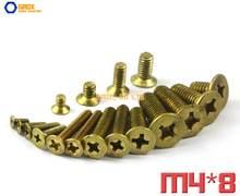 MIAHART 180 piezas M4 Surtido de tornillos para madera negra Punta de arpa de rosca gruesa Tornillos autorroscantes 7 Tama/ños Tornillos para paneles de yeso para placas de yeso para paneles de yeso