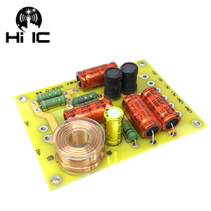 Image 2 - 1pcs /2pcs Updated New Multi Speaker 3 Unit Audio Frequency Divider 3 Way Crossover Filters