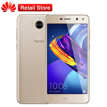 "D'origine Huawei Honor Lecture 6 3 GB RAM 32 GB ROM 5.0 ""MT6737T 8.0MP 4G LTE 3020 mAh 1280×720 Téléphone Android 6.0"