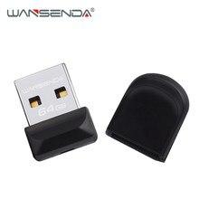 2020 WANSENDA Super Mini USB-Stick Pen Drive 64GB 32GB Wasserdichte USB Stick 8GB 16GB pendrive Cle USB Flash Memory Stick