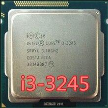Intel I3 3245 Dual-Core 3.4GHz LGA 1155 TDP 55W 3MB Cache i3-3245 Qualification Sample free shipping