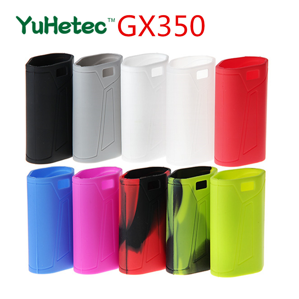 YUHETEC Protective Silicone Sleeve Case For SMOK GX350 1PCS