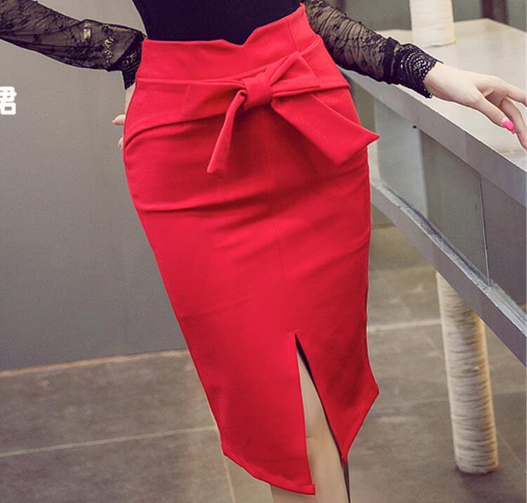 Лук высокая юбка
