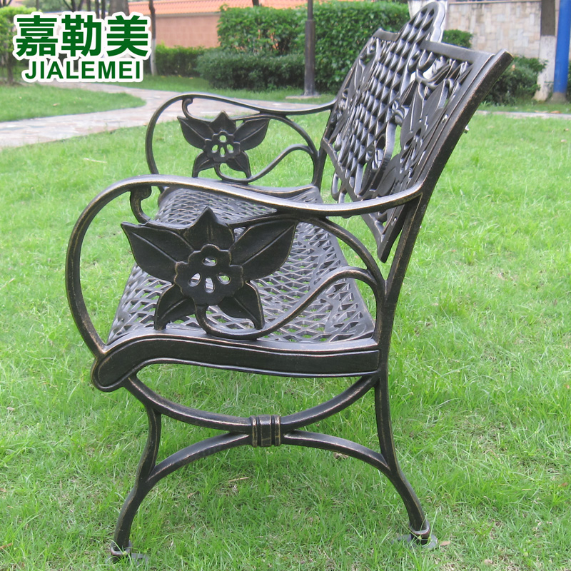 Online Get Cheap Cast Aluminum Bench