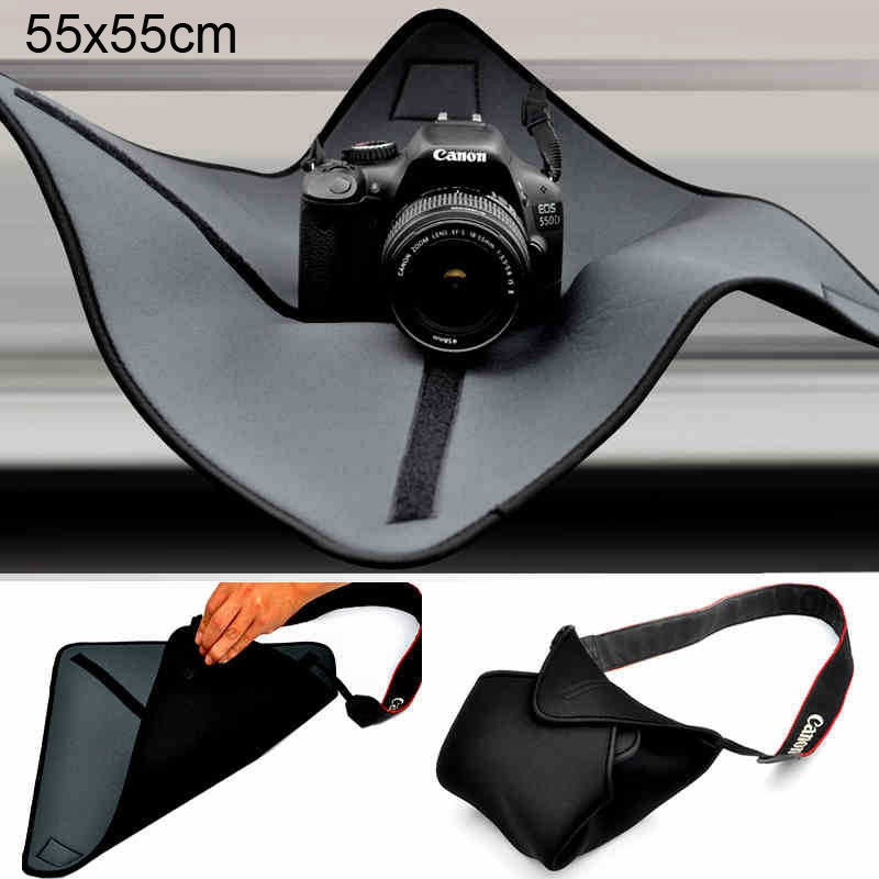 PULUZ Blanket Dslr-Lens Protective-Cover Camera Flash Nikon Waterproof Sony Canon