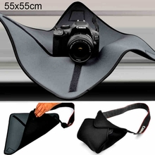 PULUZ Waterproof Camera Wrap Cloth Protective Cover Blanket For Canon Nikon Sony DSLR Lens Flash Cloth Protect Cover
