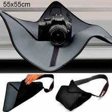 PULUZ funda protectora impermeable para cámara Canon, Nikon, Sony, DSLR, Flash