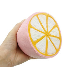 Slow Rising Fruit Shaped Squeeze Toy