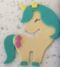 Unicorn Metal Cutting Dies for Card Making