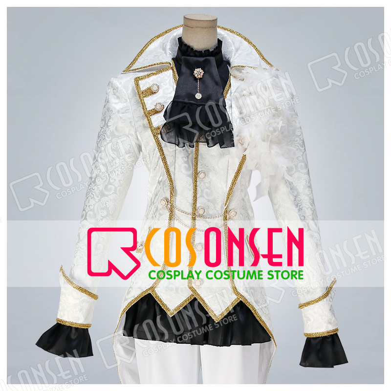 Kuroshitsuji Black Butler Viscount Aleistor Chamber Druitt Cosplay Costume COSPLAYONSEN