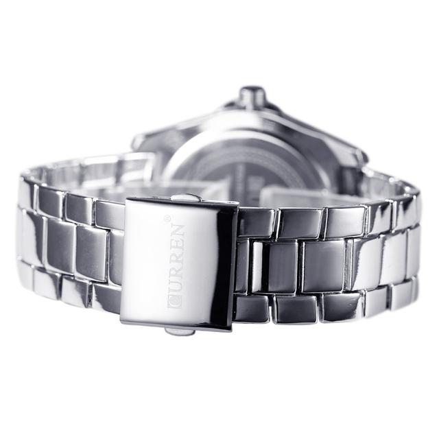 Reloj Deportivo Elegante de Cuarzo