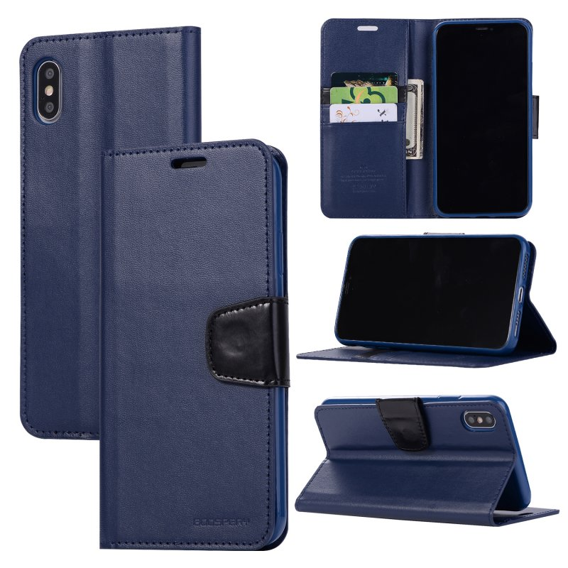 Phone Cases for iPhone XS Max Case Wallet Shockproof Leather Flip Cover for iPhone X XS XR 6 6s 7 8 Plus Case Card Holder Coque (3)