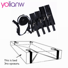 yolianw Adult Games sex tools Bondage Under Bed Restraint Foot HandCuffs,bondage restraints  Sex Toys Sex Products For Couples