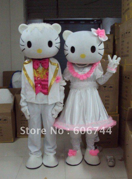 hello kitty cosplay porn