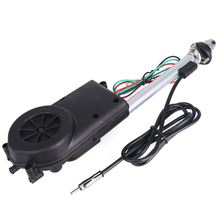 AM, FM Радио Универсальный Автомобильный Автоматический Мощность Booster Телевизионные антенны мачты Комплект Замена авто антенна для Mercedes Toyota джип Kia VW audi