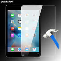 9H Tempered Glass for iPad 2 / 3 / 4 / 9.7 inch Prevent Scratch Tablet PC LCD Screen Protector Film JONSNOW