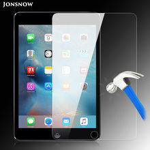 High Clear Explosion-Proof LCD Front Tempered Glass Film for iPad 2 / 3 4 9.7 inch Screen Protector