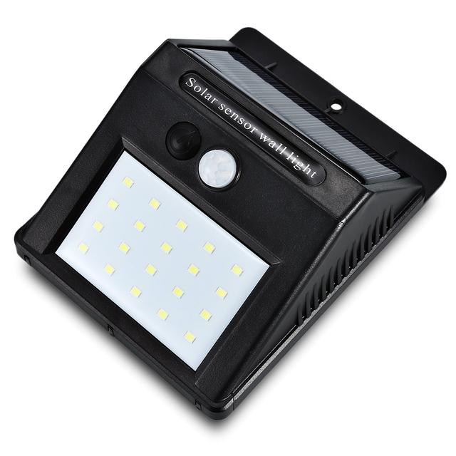 PIR Motion Sensor Waterproof LED Light