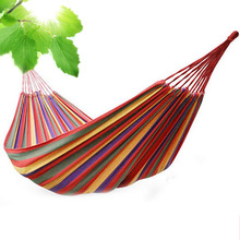 مزدوجة سميكة قماش أرجوحة في الهواء الطلق داخلي شرفة سوينغ نوم عنبر الأراجيح شجرة السرير ل 2 أشخاص