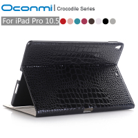 High Quality Crocodile Wallet Leather Case For Apple IPad Pro 10 5 Inch 2017 New Cover