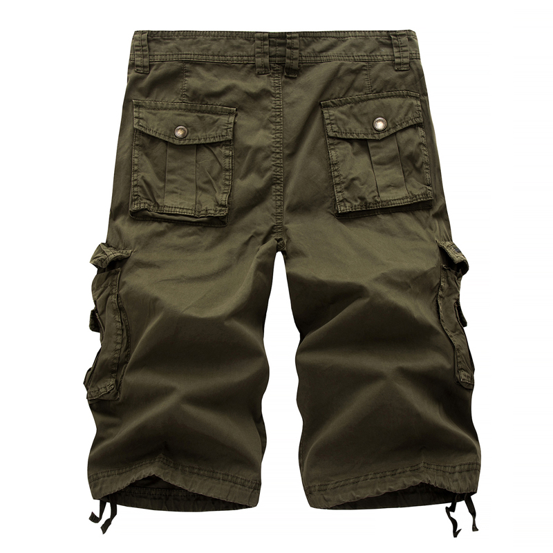 2017Menske vojske tereta rad povremeni Bermuda kratke hlače - Muška odjeća - Foto 6