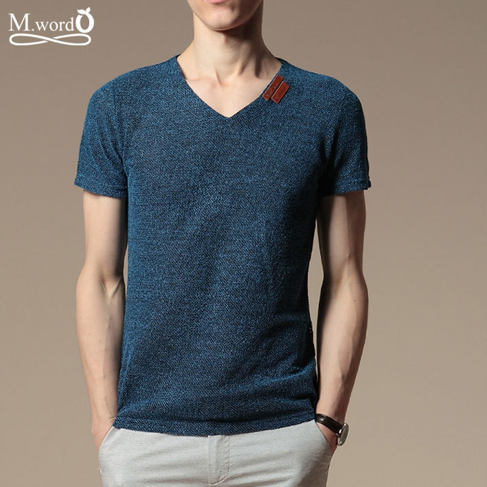 Brand New Summer Mens V Neck Linen Cotton T Shirt Casual Men Short Sleeve Mesh T Shirt In T Shirts From Mens Clothing Accessories On Aliexpress Com