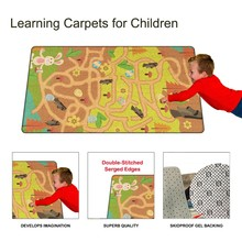 Kids Rug Developing Mat Eva Foam Baby Play Mat Toys For Children Mat Playmat Puzzles Carpets in The Nursery Play L708 недорого