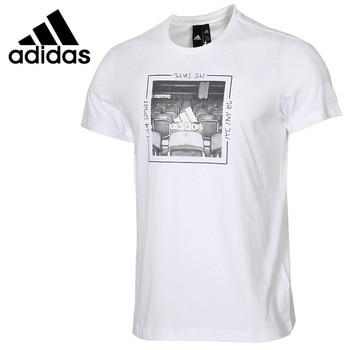 Original nueva llegada 2018 Adidas categoría ATH hombres camisetas de manga  corta ropa deportiva 63f1feb953fe3