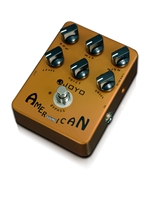 JOYO American Sound Electric Guitar Effect Pedal Reproduces The Sound Mooer Performs Great From Clean Driven