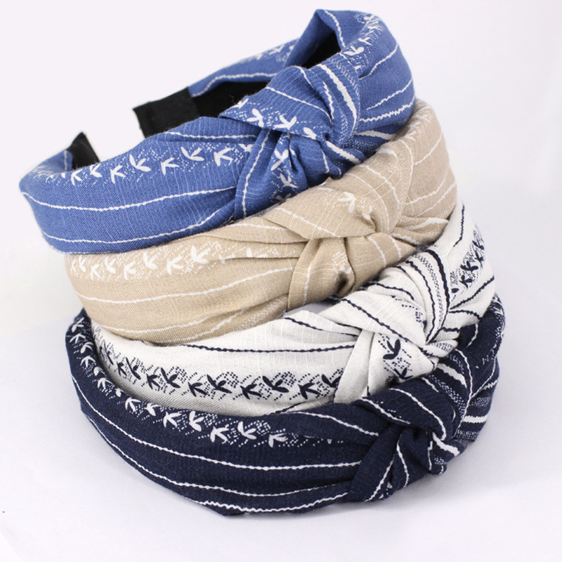 Fashion All Matched Headbands For Women Korean Hair Bands -5598