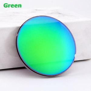 Image 3 - Gmei Optische 1.499 CR 39 Standaard Index Hars Spiegel Kleurrijke Coating Gepolariseerde Bijziendheid Zonnebril Recept Optische Lenzen
