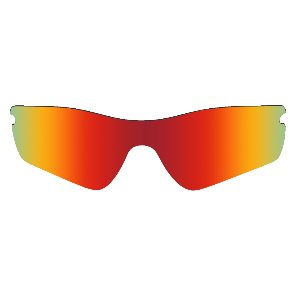 8fe654b73e Mryok POLARIZED Replacement Lenses for Oakley Radar Path Sunglasses Fire  Red-in Accessories from Apparel Accessories on Aliexpress.com