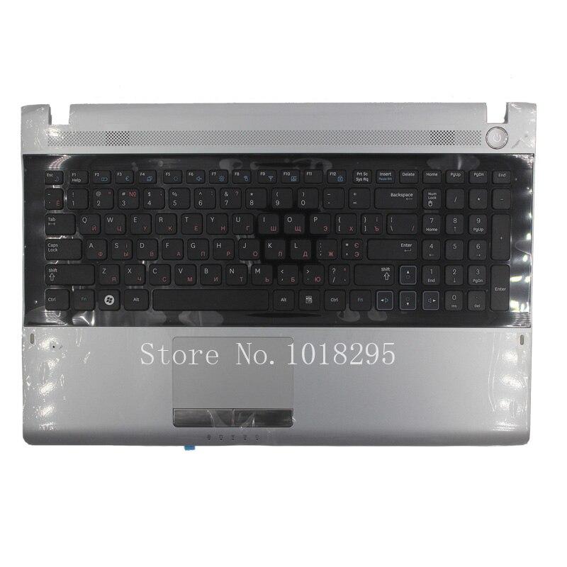 NEUE Russische tastatur Für Samsung RV509 RV511 NP-RV511 RV513 RV515 RV518 RV520 NP-RV520 RU Laptop Tastatur