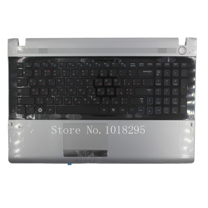 NEW Russian keyboard For Samsung RV509 RV511 NP-RV511 RV513 RV515 RV518 RV520 NP-RV520 RU Laptop Keyboard 100 pcs free shipping new dc jack for samsung rv500 rv511 rv509 rv515 rv520 rv720 rv530 rv515 rv420 dc power jack port socket