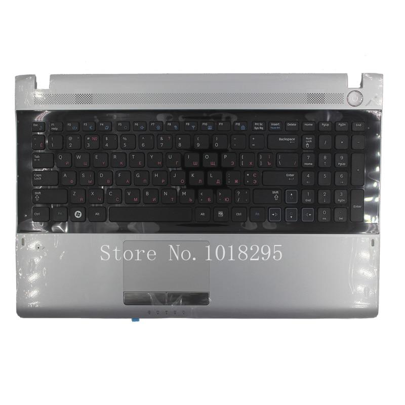 Nuevo teclado ruso para Samsung RV509 RV511 NP-RV511 RV513 RV515 RV518 RV520 NP-RV520 RU teclado portátil