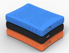 Fashion 2.5 inch External HDD Hard Disk externe festplatten usb 750GB External Hard Drive 750GB USB 3.0 Anti-shock Rubber HDD