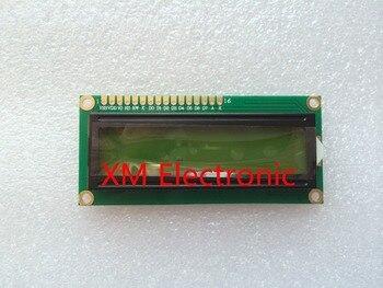 10 шт./лот, Новый 1602 ЖК-дисплей Дисплей модуль, ЖК-дисплей 16x2, желтый и зеленый цвета Экран Подсветка, 5 В