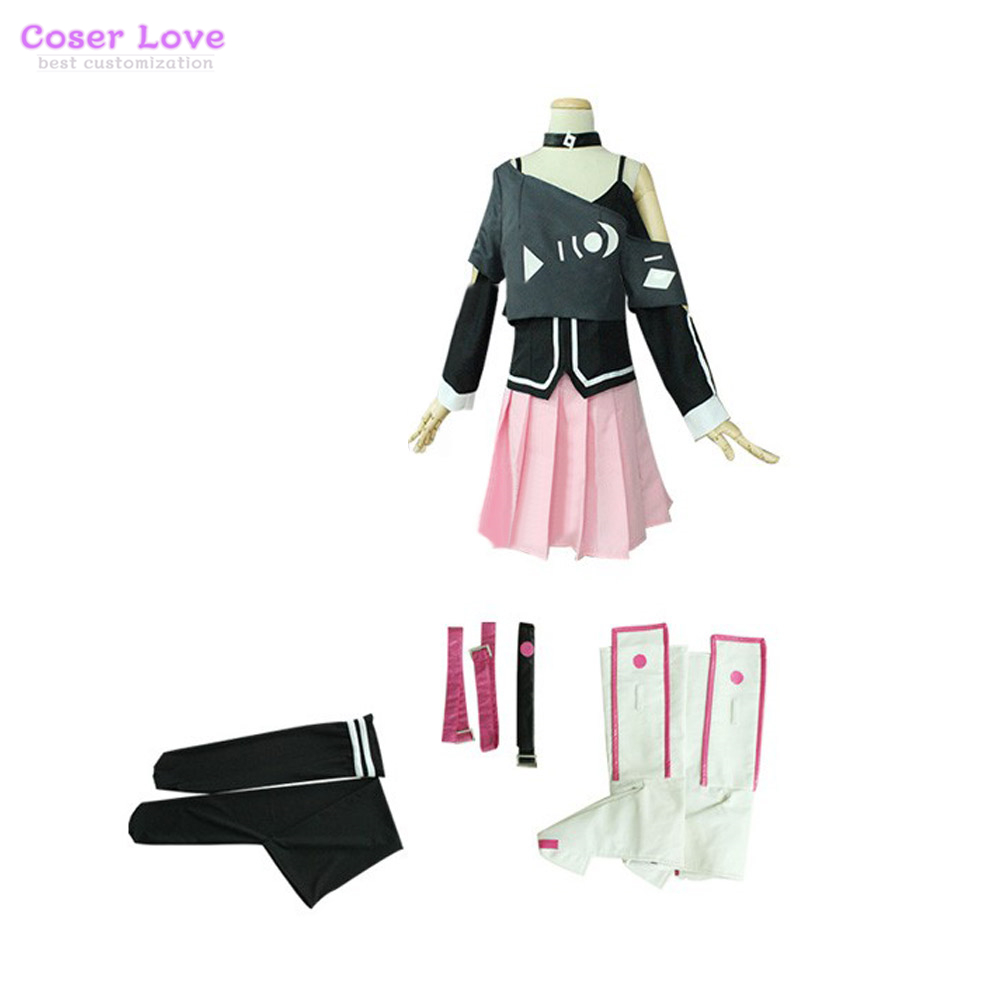 Vocaloid 3 Library IA Cosplay Costume Halloween Christmas Costume