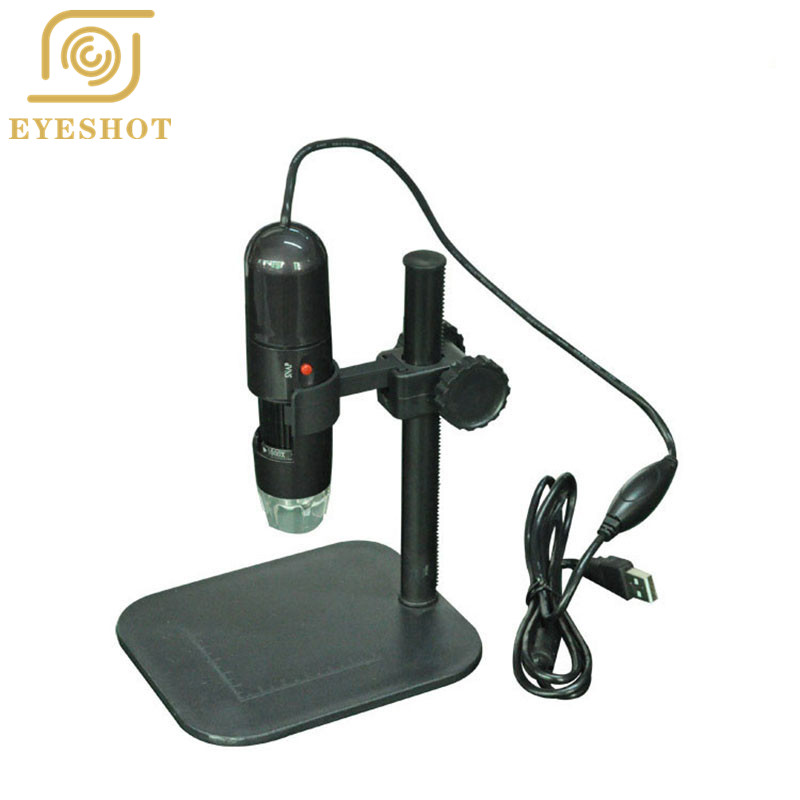 2017 High Quality USB Digital Microscope 50X-1000X 8 LED 2MP Endoscope Magnifier Camera+Lift Stand+Calibration Ruler 2017 high quality usb digital microscope 50x 1000x 8 led 2mp endoscope magnifier camera lift stand calibration ruler